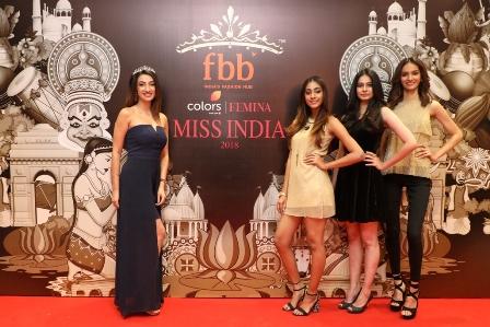 2b2ac404ce7 55th FBB Colors Femina Miss India 2018 - Chennai Patrika - Tamil ...