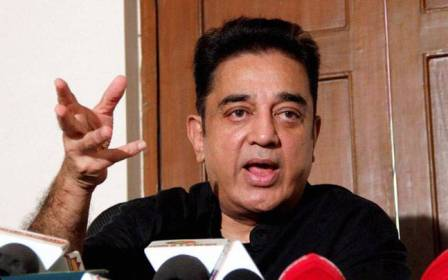 Actor Kamal Haasan speaks about his political entry