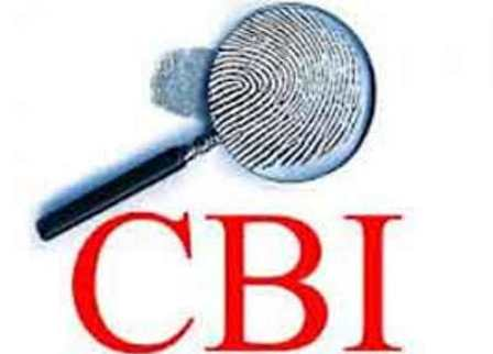CBI raids at residences of Tamil Nadu health minister and DGP