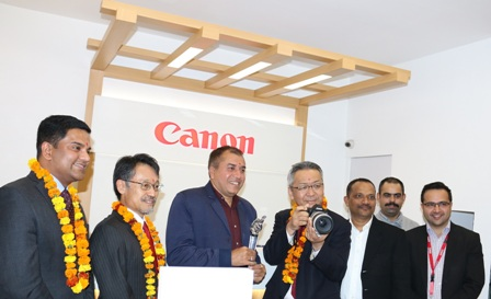 Canon India Ushers Announces the Launch of ?Canon Image Square