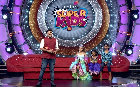 'Colors Super Kids', an Unique reality show for Talented kids i