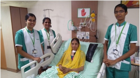 Doctors at Fortis Malar successfully cure Lung Transplant Patie
