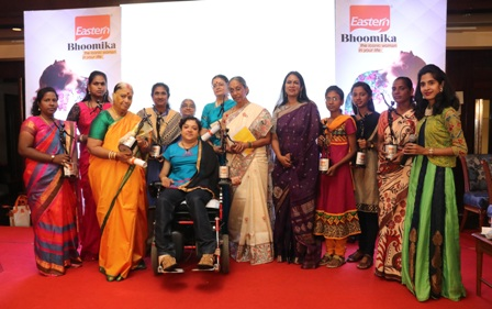 Eastern honoured 10 women under the ?Eastern Bhoomika Iconic Wo