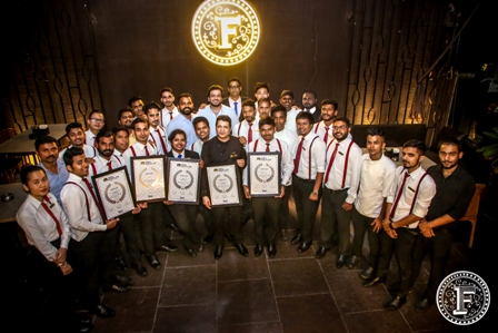 Farzi Caf? Hyderabad got Farzified with 5 awards at India Night