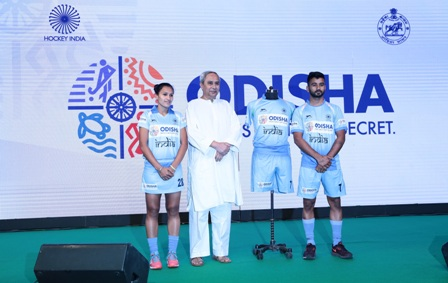Govt. of Odisha to partner with Indian Hockey