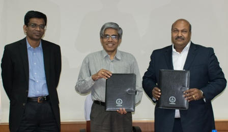 IIT Madras Signs Joint Development Agreement with Applied Mater