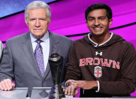 Indian-American teen wins $100K in Jeopardy college quiz contes