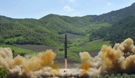 N Korea's latest nuclear test 10 times stronger than Hiroshima