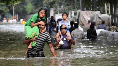 Over 1,400 lives lost due to rains, floods so far : Home Minist