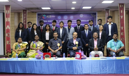SRMIST hosted a National level techfest