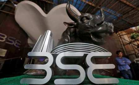 Sensex Closes Above 38,280 For First Time