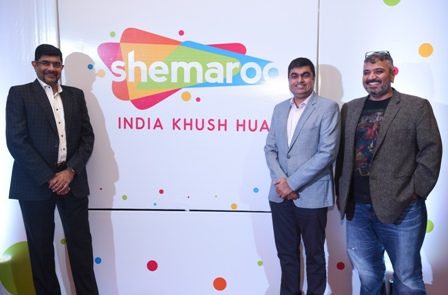 Shemaroo Entertainment Rebrands after 55 Years with a New Logo