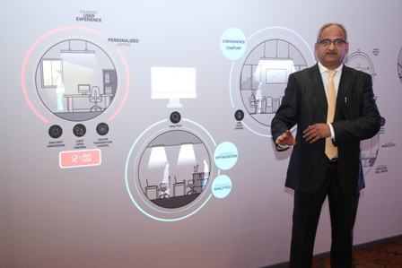 Wipro Lighting launches Internet of LightingR