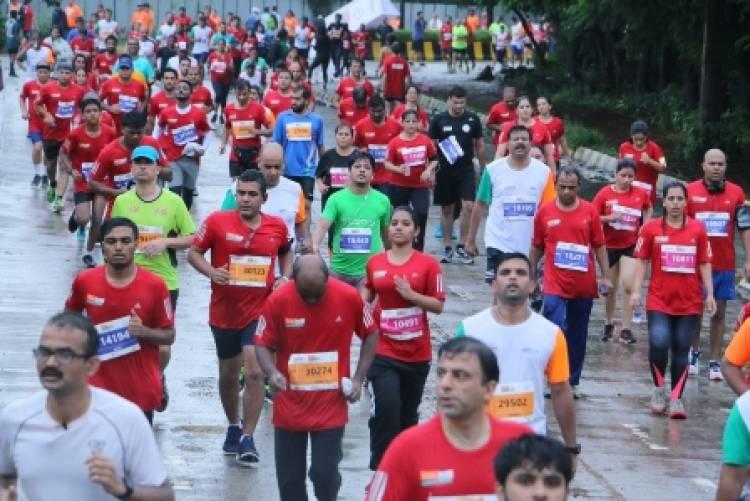 IDBI Federal Life Insurance Mumbai Half Marathon 2018