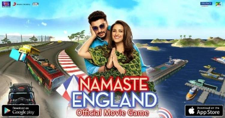 Sony Music Launches Namaste England - Official Game
