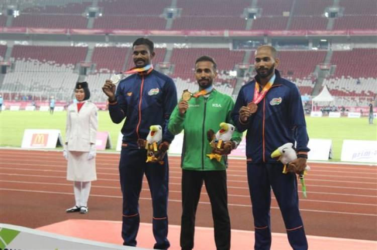 Asian para games 2018 Winner Anandan Gunasekaran