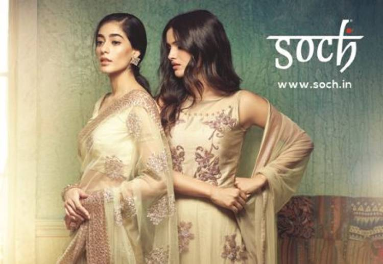 Give your wardrobe a festive upgrade with Soch