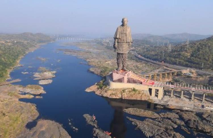 Narendra Modi unveils 'Statue of Unity'