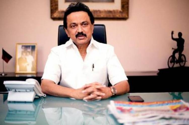 One man made disaster for India: M.K Stalin