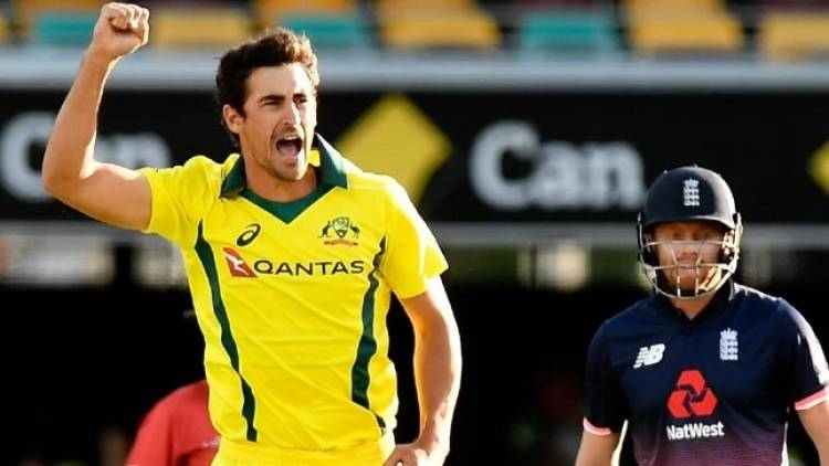 Australia drop Starc, Marsh, Lyon for T20Is against India