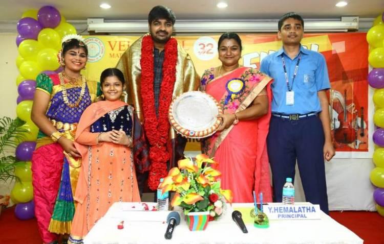 வேலம்மாள் பள்ளி: ஓவேஷன் - 2018