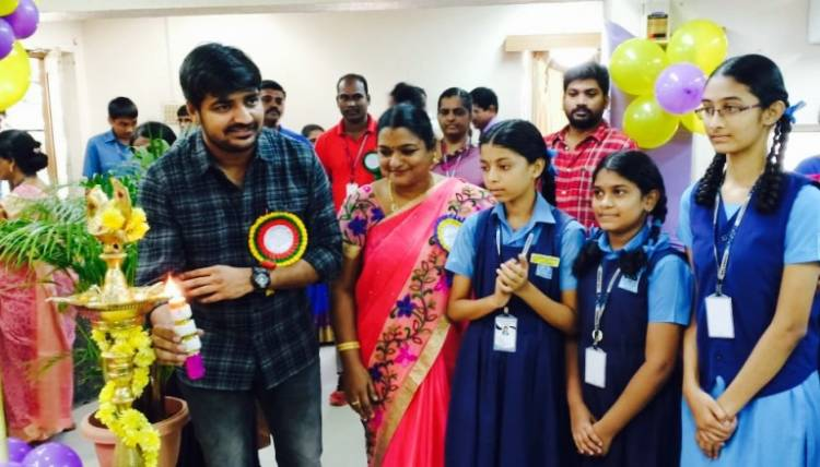 INTER-SCHOOL CULTURAL COMPETITION HELD AT VELAMMAL