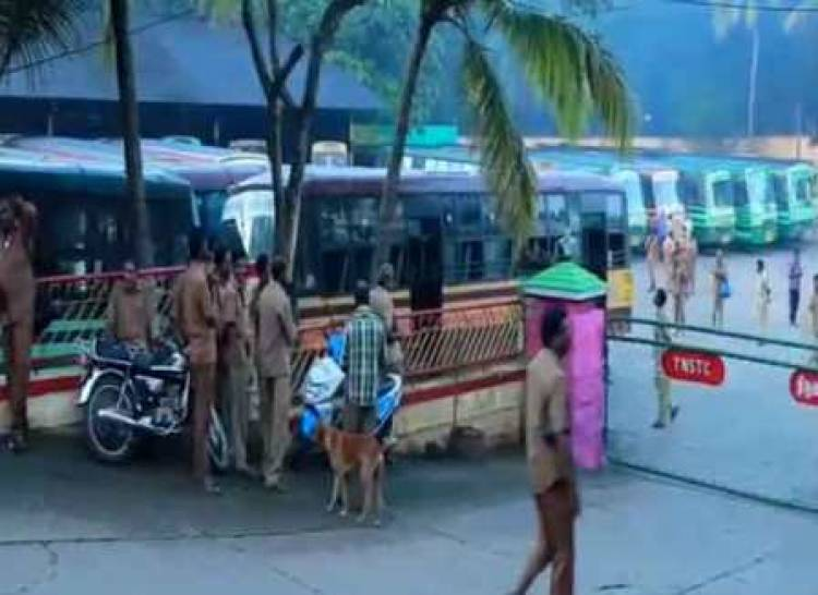 Bandh in Kanyakumari today against Kerala
