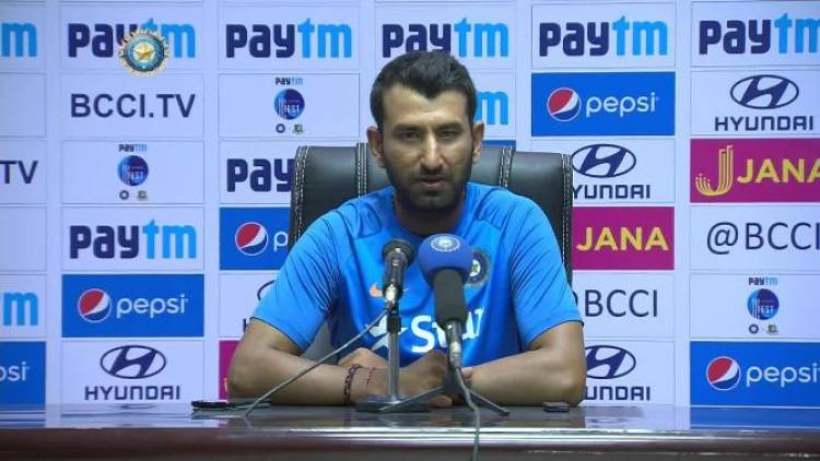 Top order should have batted better: centurion Pujara