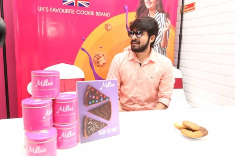 WIB introduces UK's celebrated Millie's Cookies to Tamil Nadu