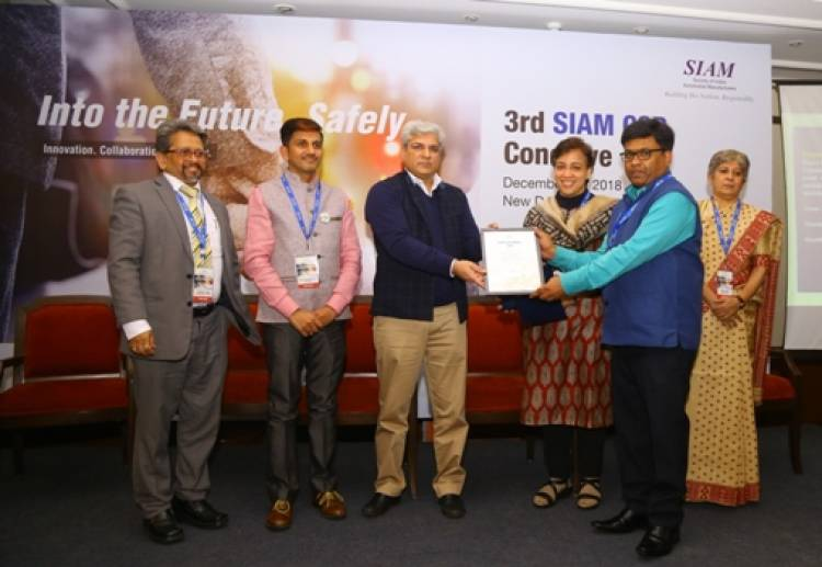 SIAM Organises 3rd Annual CSR Conclave and 1st ever CSR Awards