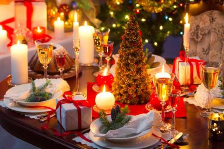 Christmas with Taj Coromandel
