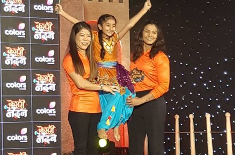 'Kesari Nandan' will inspire younger generation: Mary Kom