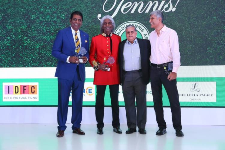 Tamil Nadu Tennis Association and Arise Steel present 'Celebrate Tennis'