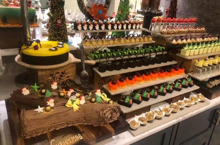 New Year Festivities With Taj Connemara!