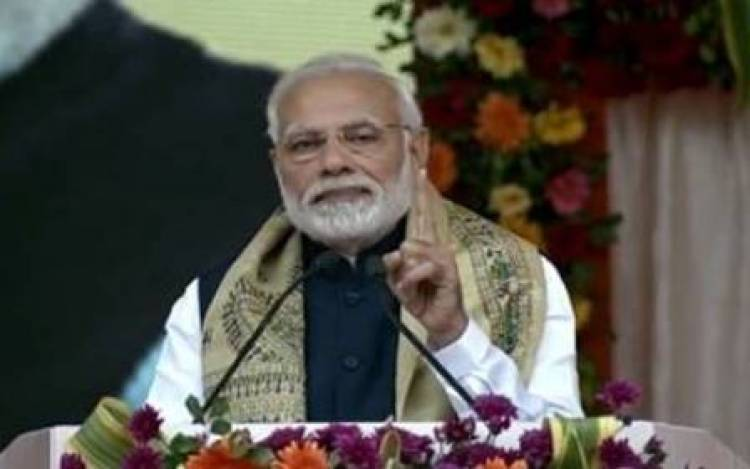 Government focusing on increasing connectivity: PM Modi
