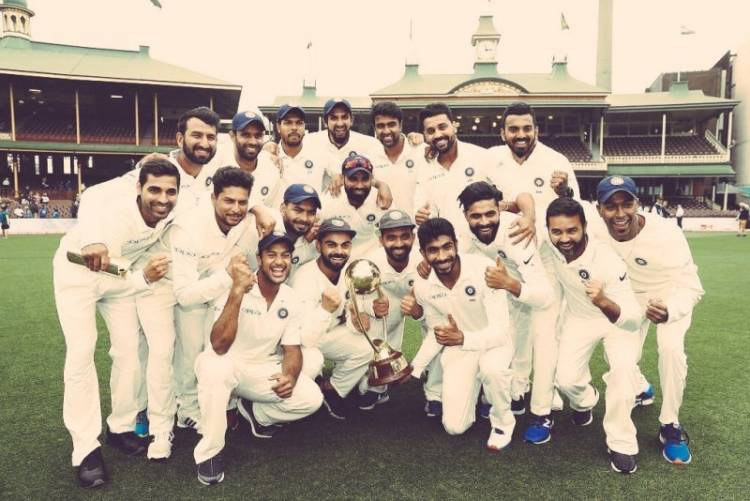 India register maiden Test Victory in Australia