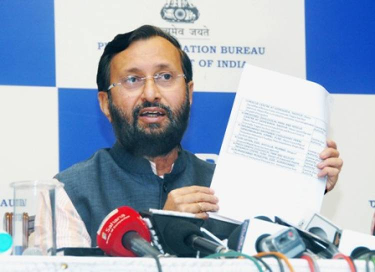 No plans to make Hindi compulsory: Prakash Javadekar