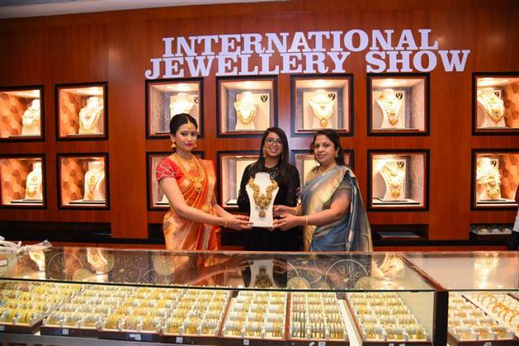 Joyalukkas International Jewellery Show 2019