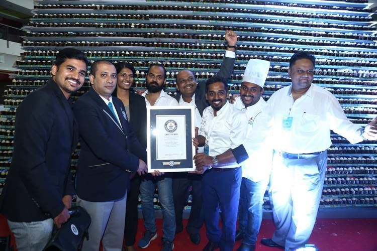Guinness world Record Preethi