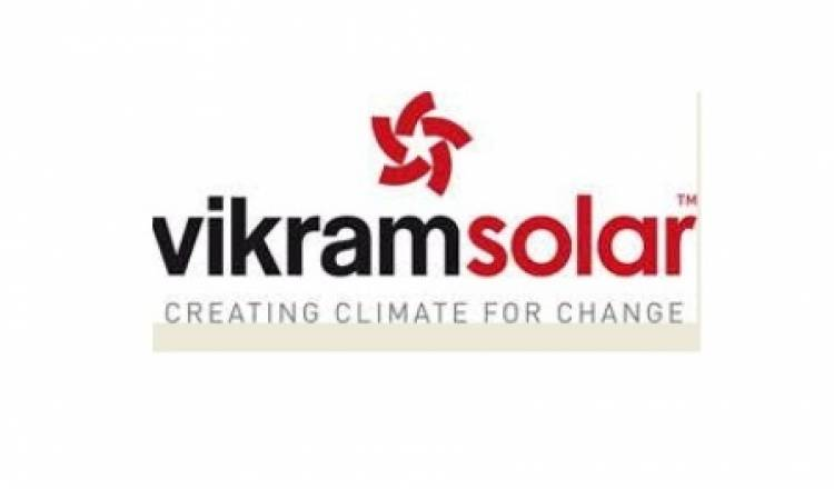 Vikram Solar Commissions 20 MW Solar Projects for WBSEDCL