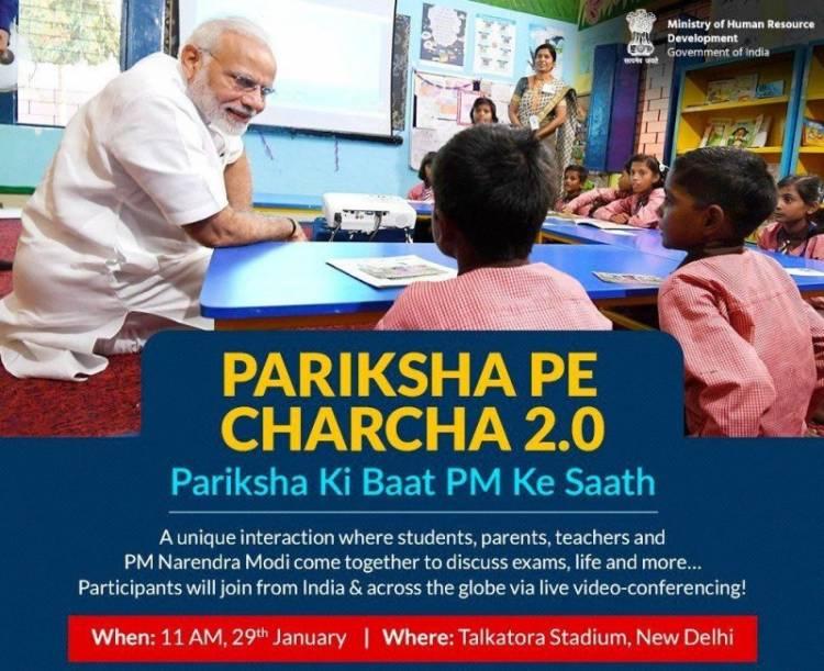 'Pariksha Pe Charcha 2'