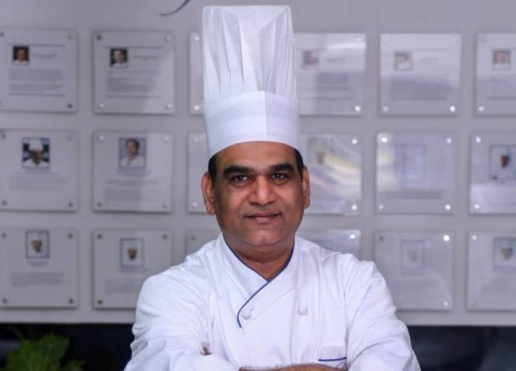 Team Mentored by Chef Niklesh Sharma Wins Gold at World Pastry Cup
