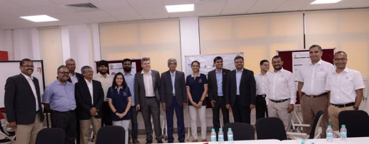 Bosch opens center for Data Science and Artificial Intelligence at IIT Madras