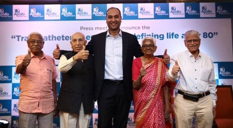 Trans Catheter Therapies at Apollo Hospitals Redefines Lives After 80