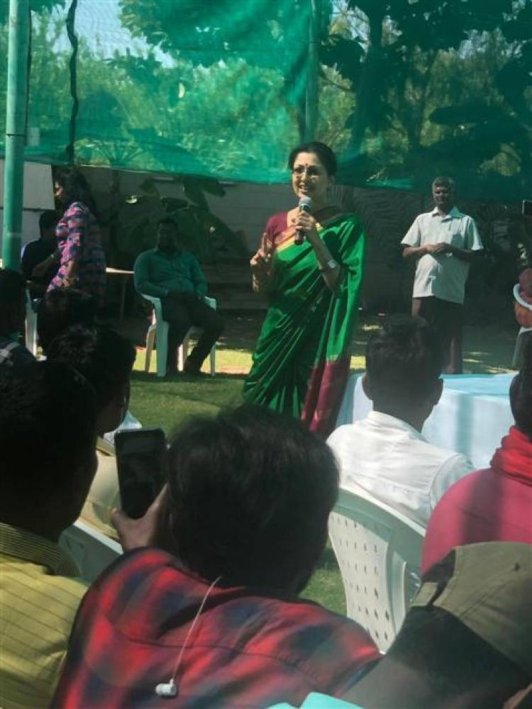 கவுதமியின் மஸ்கட் விஜயம் - 2019
