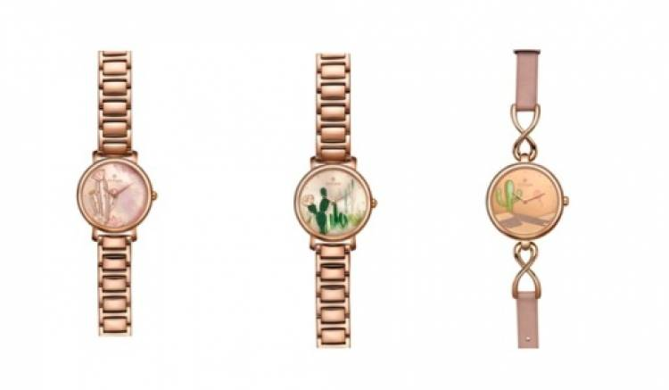 This Valentine's, make it possible with Titan watches