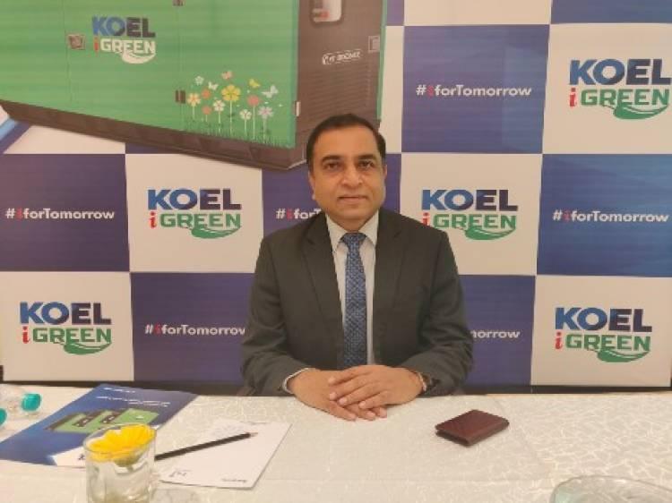 Kirloskar Oil Engines introduces intelligent range of Gensets i-Green