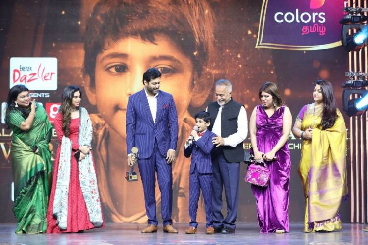 Catch your favourite K-Town star at Galatta Awards red carpet on COLORS Tamil