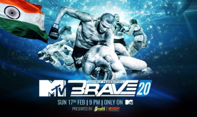 'MTV Brave 20'