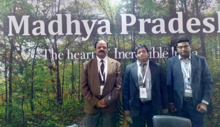Madhya Pradesh Tourism Board Entices Tourism Sector And Travelers at TTF, Bengaluru
